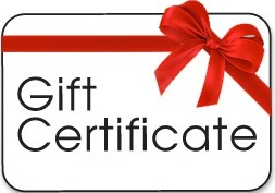 Gift Certificates from Creative 360