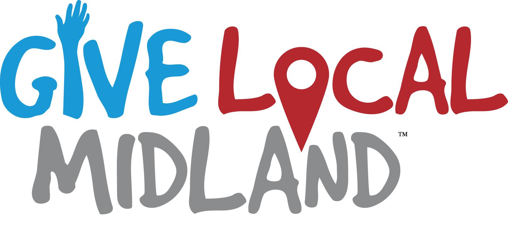 Give Local Midland Logo
