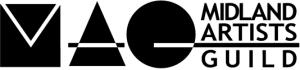 MAG exhibit logo
