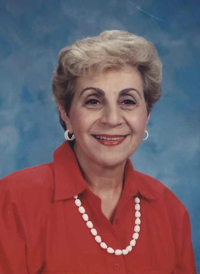 Sarah Dergazarian