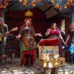 Celtic Band Roane performs at Creative 360