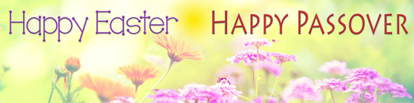 Image result for passover and easter 2018