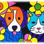 Kahlo, Kusama & Me Art Camp