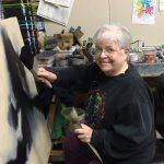 Kathy K Jones at work